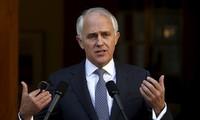 Australiens Premierminister rief China zur Verringerung des illegalen Aufbaus im Ostmeer auf