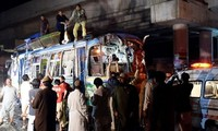 Elf Menschen kommen bei Bombenanschlag in Pakistan ums Leben