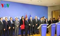 Vietnam und EU beenden offiziell Verhandlungen des FTA-Abkommens