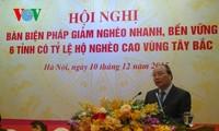 Unterstützung für Provinzen im Nordwesten bei der Armutsbekämpfung