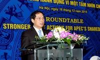 Vietnam bereitet für APEC-Jahr 2017 vor