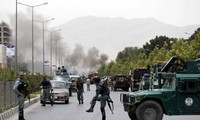 Angriff auf indisches Konsulat in Afghanistan