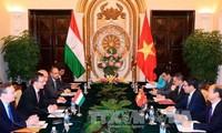 Freundschaft und Zusammenarbeit zwischen Vietnam und Ungarn verstärken