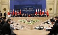 Kein Fortschritt bei der FTA-Verhandlung zwischen Japan, China und Südkorea