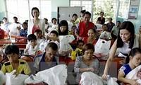 Inbetriebnahme des Zentrums für Sozialfürsorge, Ernährung und Rehabilitation der Agent-Orange-Opfer