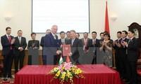 Vietnam und Ungarn verstärken die Rechtshilfe in Strafsachen