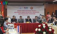 Internationales Seminar über den VOV-Verkehrskanal