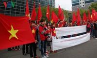 Vietnamesen in Südkorea protestieren gegen chinesische Handlungen