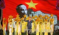 Veranstaltungen zum 126. Geburtstag Ho Chi Minhs in Vietnam und im Ausland