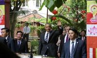 Vietnam und USA wollen nach Zukunft blicken