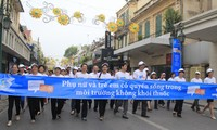 Vietnam begrüßt den Welttag ohne Tabak 2016