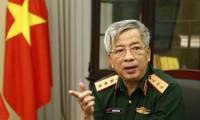 Vizeverteidigungsminister Nguyen Chi Vinh nimmt am Shangri La-Dialog teil