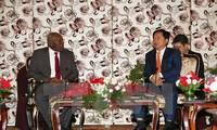 Ho Chi Minh Stadt achtet auf die Pflege der Beziehungen zwischen Vietnam und Kuba