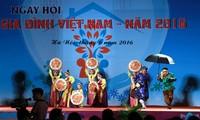 Eröffnung des Tags der vietnamesischen Familien 2016