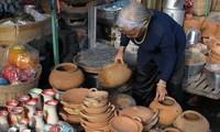 Dau Doi, das traditionelle Keramik-Dorf im Kreis Hon Dat