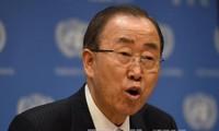 UN-Generalsekretär: alle betroffenen Seiten im Ostmeer soll internationales Völkerrecht einhalten