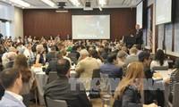 Seminar über Ostmeer in den USA