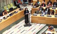 Vietnam nimmt an UN-Gipfel über Anpassung an den Klimawandel teil