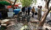 IS-Milizen bekennen sich zum Bombenanschlag im Irak