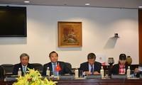 Politische Konsultation und strategische Dialoge zwischen Vietnam und Indien