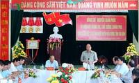 Premierminister Nguyen Xuan Phuc besucht Provinz Thai Binh