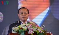 Treffen zum 40. Jubiläum der diplomatischen Beziehung zwischen Vietnam und Thailand