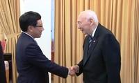 Strategische Partnerschaft zwischen Vietnam und Thailand entwickelt sich weiter