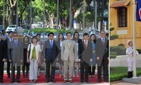 Vietnamesischer Botschafter führt Flaggenzeremonie in Pakistan