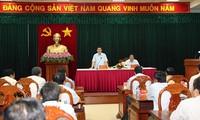 Vizepremierminister fordert Förderung der sozialwirtschaftlichen Entwicklung im Südwesten