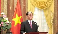 Beziehungen zwischen Vietnam und Frankreich haben besondere Normen