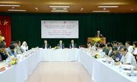 Die Zusammenarbeit und Beziehungen zwischen Vietnam und Indien auf neues Niveau heben