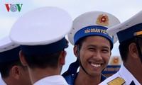 Truong Sa in den Augen der VOV-Journalistin Nguyen My Tra