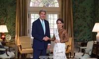 USA werden Sanktionen gegen Myanmar aufheben