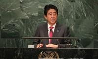 """Japan wünscht """"andere Reaktion"""" auf nordkoreanisches Atomprogramm"""