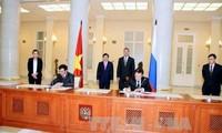 19. Sitzung der Transregierungskommission zwischen Vietnam und Russland