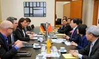 Vietnam achtet auf strategische Partnerschaft mit Deutschland