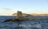 Großbritannien stellt Atom-U-Boote her
