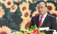 """Start des Wettbewerbs """"Vietnamesische Unternehmen bei Eingliederung und Entwicklung"""""""