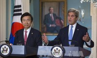 Sitzung in Washington: USA und Südkorea gemeinsam gegen Nordkorea