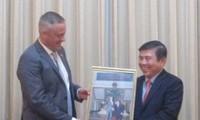 Ho Chi Minh Stadt und Bulgarien verstärken Wirtschaftszusammenarbeit
