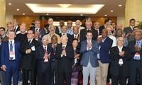 KPV-Generalsekretär empfängt Vertreter des Treffens für Kommunistische Parteien und Arbeiterparteien