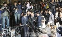 Sturm auf der politischen Bühne in Südkorea