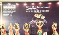 Eröffnung der internationalen Messe Sial InterFood 2016 in Indonesien