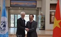 Vietnam verstärkt Zusammenarbeit mit Interpol im Kampf gegen transnationale Verbrechen