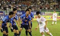 Förderung des Fußballs Vietnams und Japans
