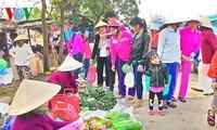 Besonderheit der Namen vietnamesischer Märkte
