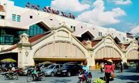 Der Dong Xuan-Markt, der erste Markt in Hanoi