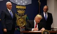 Reaktion vieler Länder auf Dekret des US-Präsidenten zum Einreisestopp