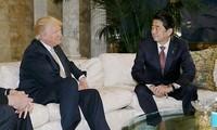 Verstärkung der Allianz zwischen USA und Japan