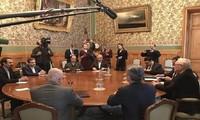 Russland und Iran arbeiten in Syrienfrage und bei Umsetzung der Atomvereinbarung zusammen